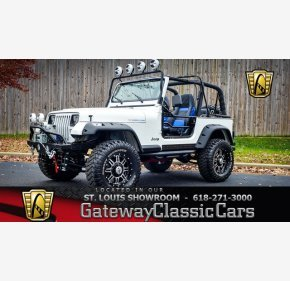 1993 Jeep Wrangler 4WD for sale 101055871