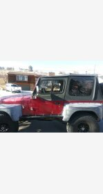 1993 Jeep Wrangler 4WD for sale 101104119