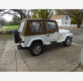 1993 Jeep Wrangler for sale 101194036