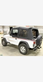 1993 Jeep Wrangler 4WD S for sale 101442386