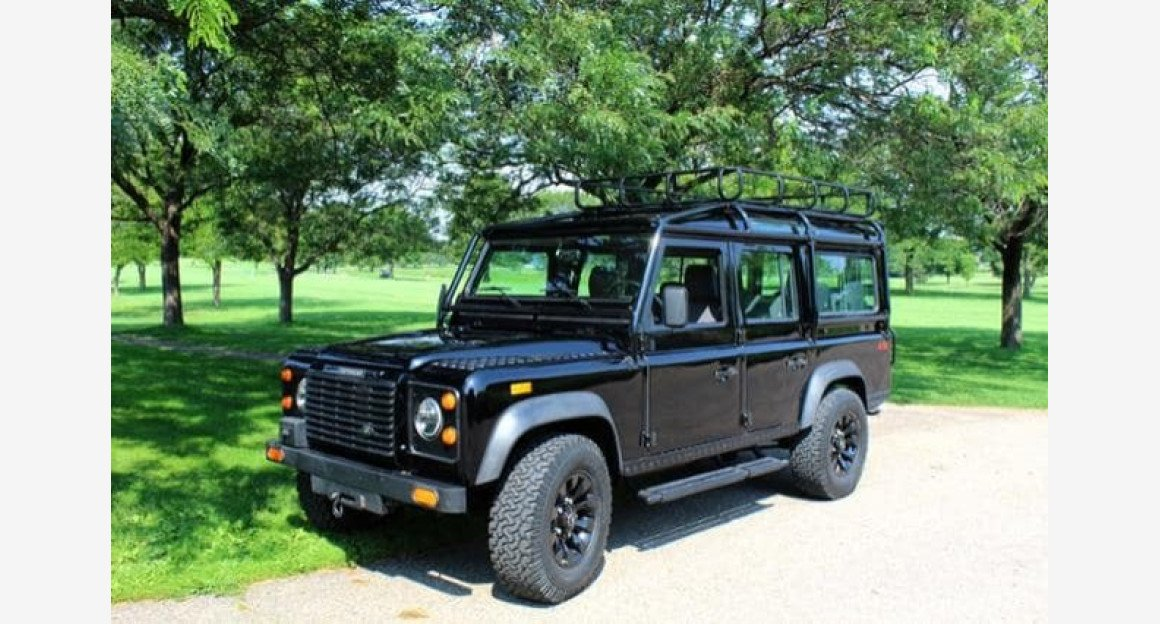 1993 Land Rover Defender 110 for sale 100860417