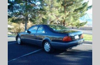 1993 Mercedes-Benz 600SEC for sale 101078365