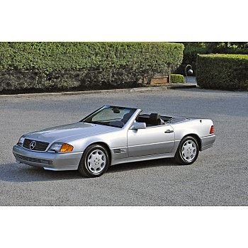 1993 Mercedes-Benz 600SL for sale 101132017