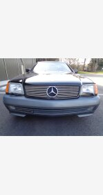 1993 Mercedes-Benz 600SL for sale 101422081