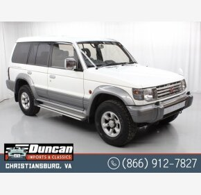 1993 Mitsubishi Pajero for sale 101444359
