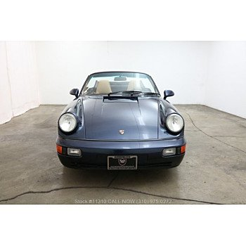 1993 Porsche 911 Cabriolet for sale 101214178