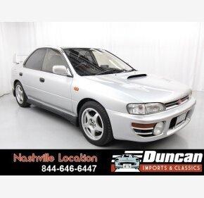 1993 Subaru Impreza for sale 101330122