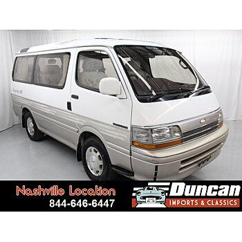 1993 Toyota Hiace for sale 101175040