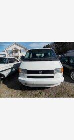 1993 Volkswagen Eurovan GL for sale 101077541