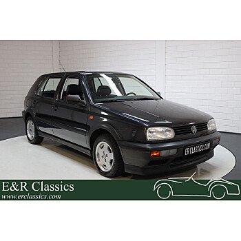 1993 Volkswagen Golf for sale 101590795