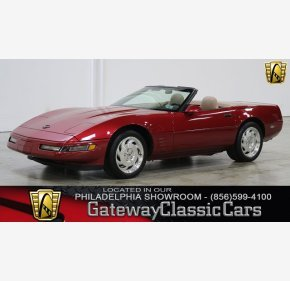 1994 Chevrolet Corvette Convertible for sale 101063952