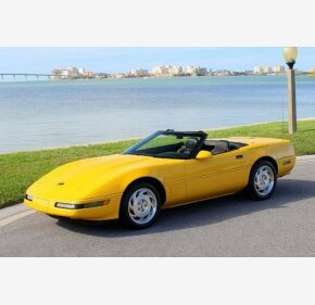 1994 Chevrolet Corvette Convertible for sale 101272933