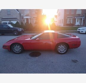1994 Chevrolet Corvette for sale 101406230