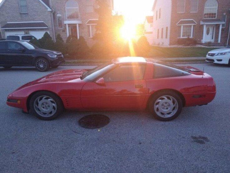 1994 Chevrolet Corvette for sale 101587220