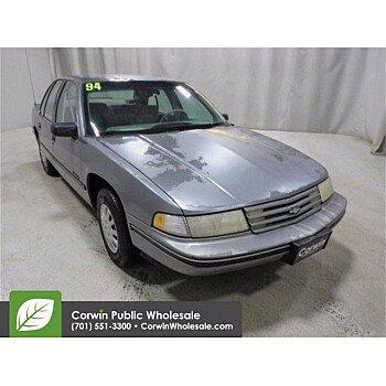 1994 Chevrolet Lumina for sale 101463437