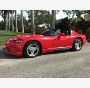 1994 Dodge Viper for sale 101106082