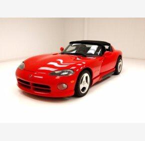 1994 Dodge Viper RT/10 Roadster for sale 101356486