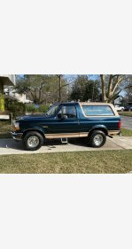 1994 Ford Bronco for sale 101448458