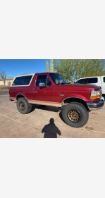 1994 Ford Bronco for sale 101460730