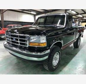 1994 Ford F150 4x4 Regular Cab XL for sale 101280531