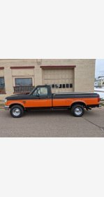 1994 Ford F150 2WD Regular Cab XL for sale 101317196