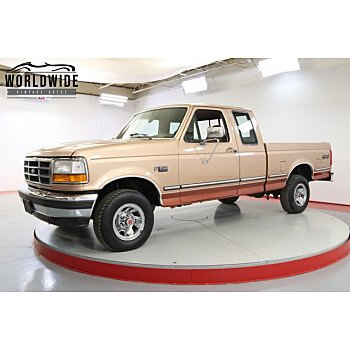 1994 Ford F150 4x4 SuperCab XL for sale 101609014