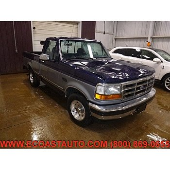 1994 Ford F150 2WD Regular Cab XL for sale 101074050