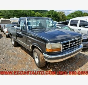 1994 Ford F150 2WD Regular Cab XL for sale 101153980