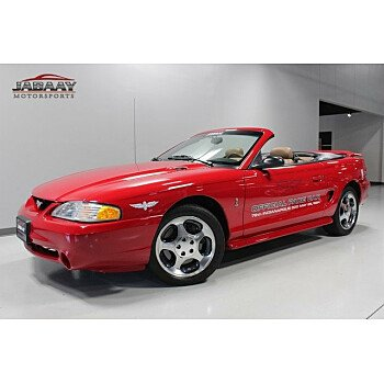 1994 Ford Mustang Cobra Convertible for sale 101006452