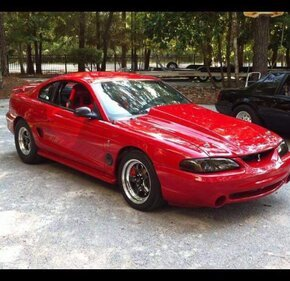 1994 Ford Mustang Cobra Coupe for sale 100975011
