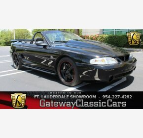 1994 Ford Mustang GT for sale 101006339