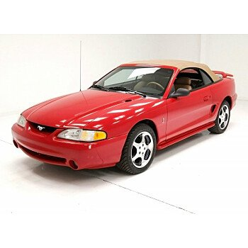 1994 Ford Mustang Cobra Convertible for sale 101089233