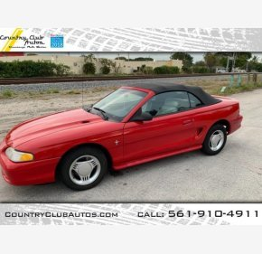 1994 Ford Mustang Convertible for sale 101089991