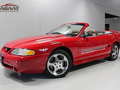 1994 Ford Mustang Cobra Convertible for sale 101151249