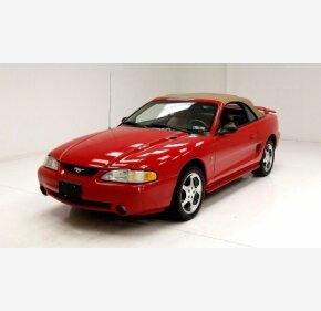 1994 Ford Mustang Cobra Convertible for sale 101206182