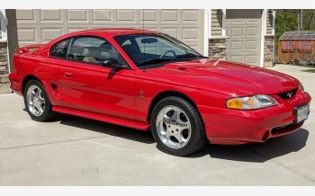 1994 Ford Mustang Cobra Coupe for sale 101494115