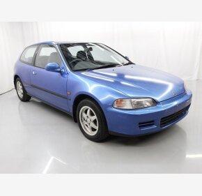 Honda Civic Classics for Sale - Classics on Autotrader