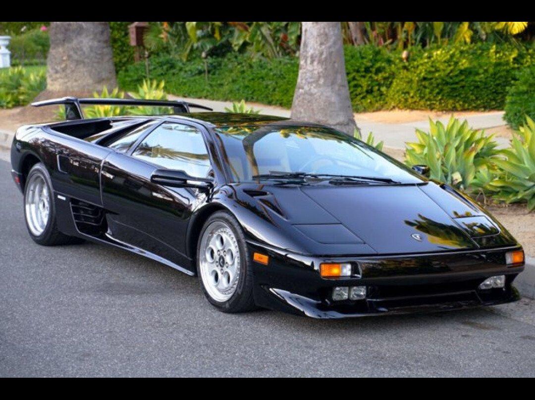 1994 Lamborghini Diablo VT Coupe