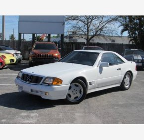1994 Mercedes-Benz SL500 for sale 101290807