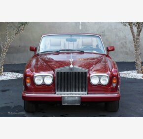 1994 Rolls-Royce Corniche IV for sale 101431770