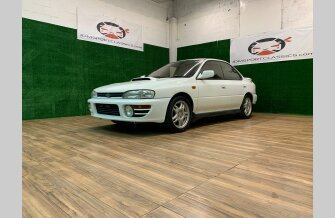 1994 Subaru Impreza Sedan for sale 101452617