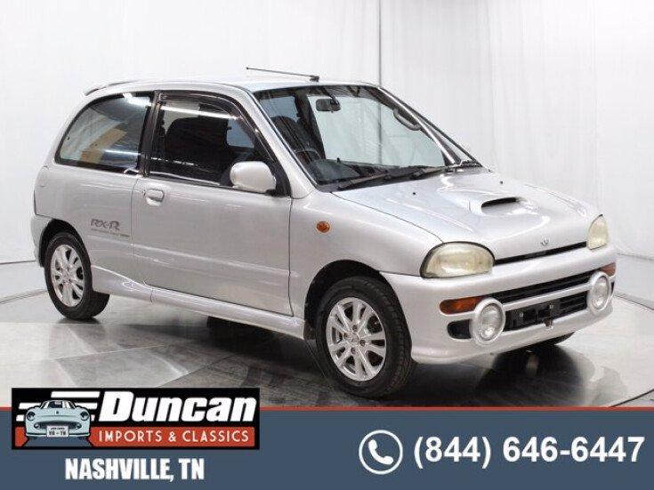 1994 Subaru Vivio for sale 101553855