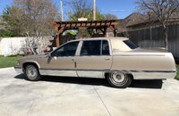 1995 Cadillac Fleetwood Brougham Sedan for sale 101318220