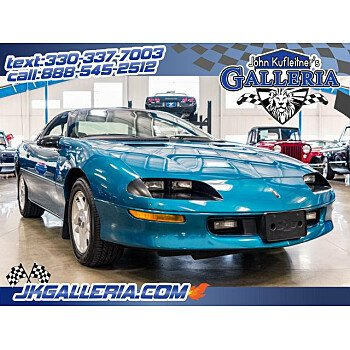 1995 Chevrolet Camaro Z28 Coupe for sale 101265694