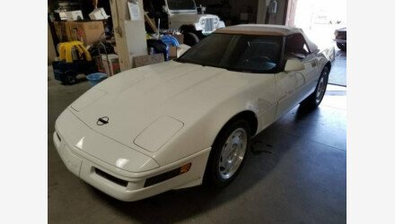 1995 Chevrolet Corvette Convertible for sale 100992527