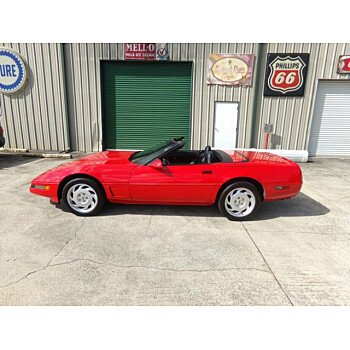 1995 Chevrolet Corvette Convertible for sale 101175812
