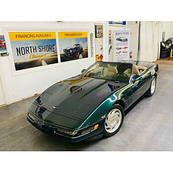1995 Chevrolet Corvette for sale 101307344