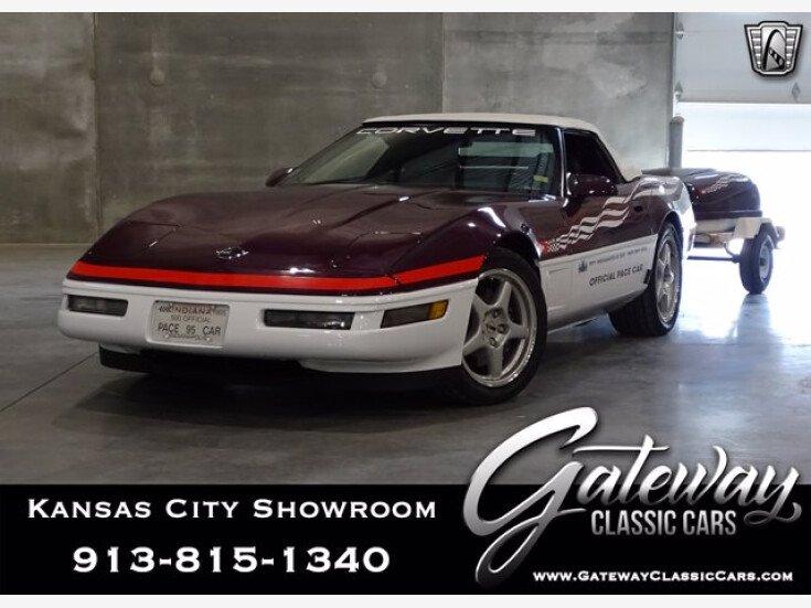 1995 Chevrolet Corvette for sale 101459234