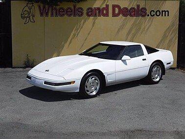 1995 Chevrolet Corvette for sale 101525687