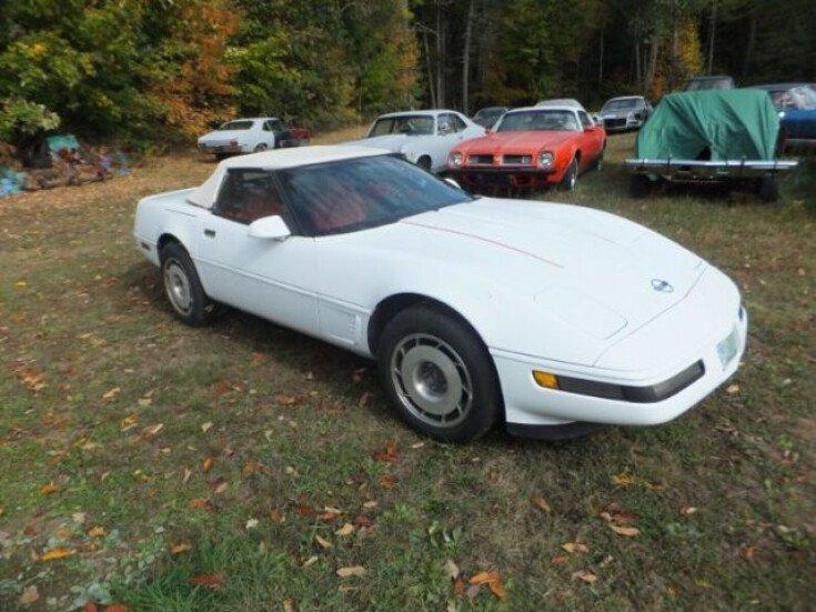 1995 Chevrolet Corvette for sale 101587186